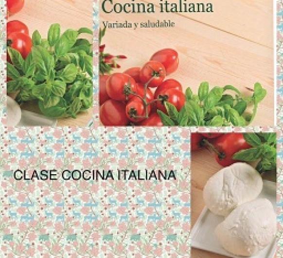 CLASE COCINA ITALIANA
