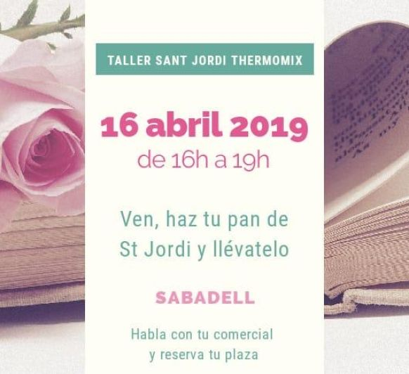 Ven al Taller Sant Jordi !