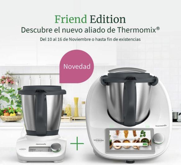 Nova promoció amb el nou Thermomix® Friend®