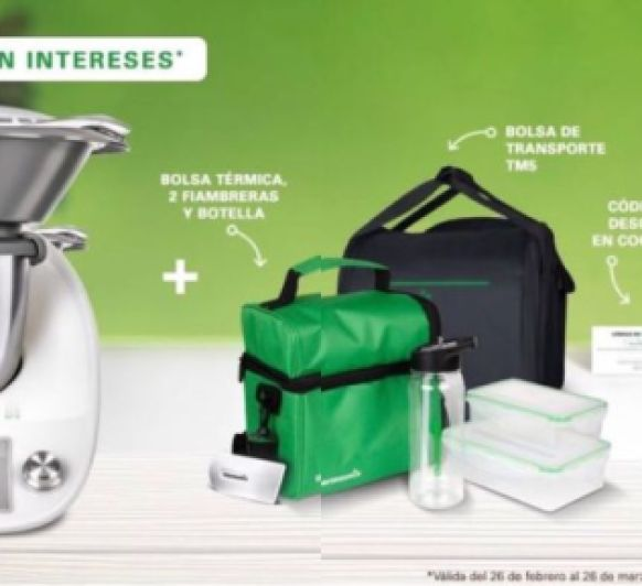 Thermomix® 24 CUOTAS Y SIN INTERESES