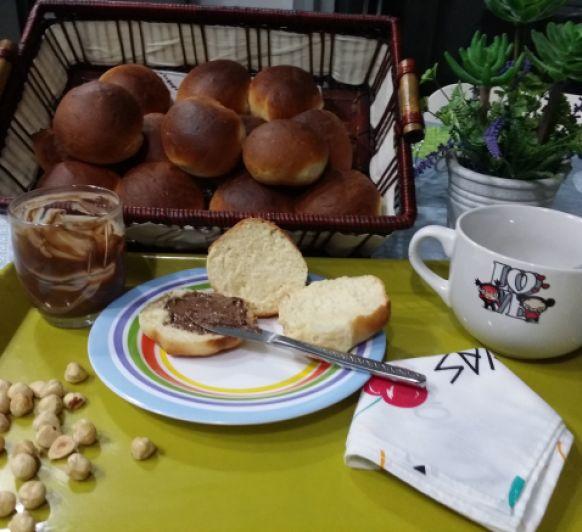Panecillos tiernos para desayuno