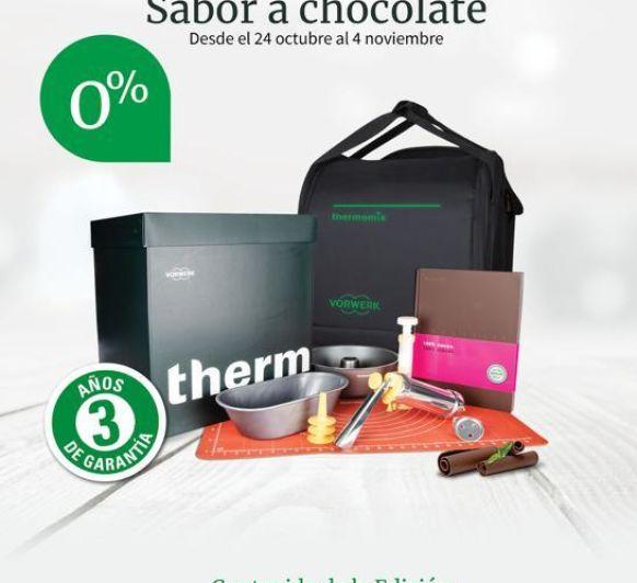 Thermomix® TM6 CON 0% INTERES Y EDICIÓN CHOCOLATE