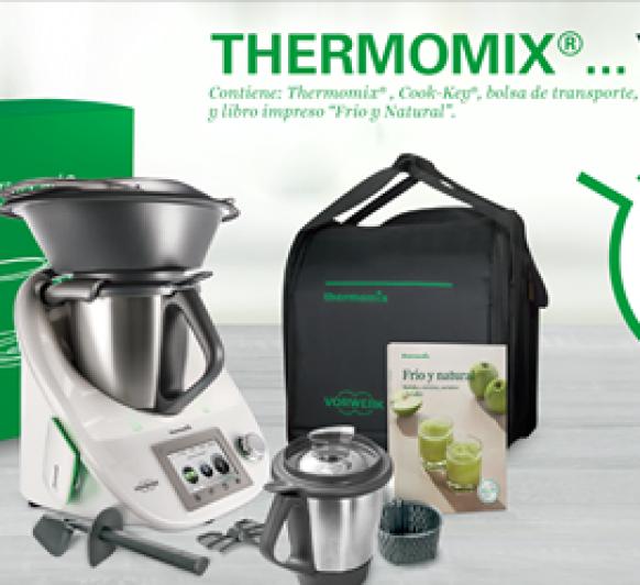 Edición Thermomix® y Más. Fináncialo sin intereses