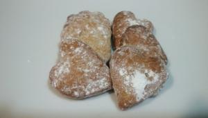 Clase sin gluten... lo mejor, las galletas de lenteja verde!!!