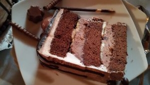 Dripping Cake (tarta de goteo)